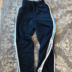 Old School Nike side zip pants • sz M